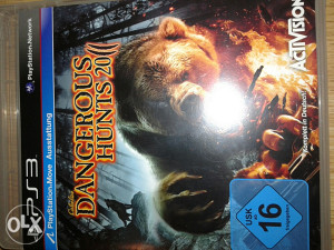 PS 3 DANGEROUS HUNTS