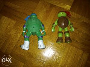 Igračke nindža kornjače plastične