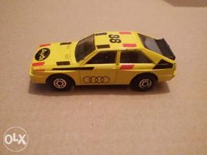Autić stariji MC TOY Audi Quattro