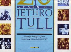20 Years Of JETHRO TULL lp