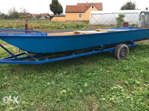 Čamac i penta