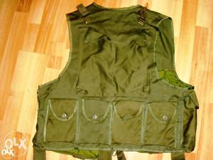 Maskirna uniforma VRS+borbeni prsluk+beretka
