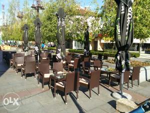 Ratan stolovi i stolice