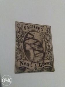 Filatelija SACHEN