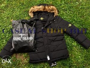 Stone Island zimska jakna model 1