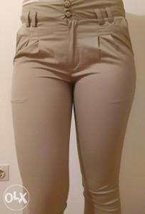 Ženske duboke hlače, veličina S