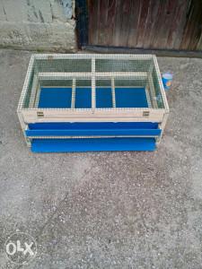 kavezi kavez za japanske prepelice do 30 prepelica