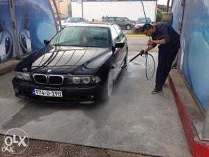 BMW 520i e39 m-optic