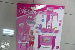 Kuhinja za djevojčice sa muzikom i svjetlom
