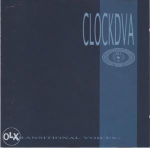 ploča Clock DVA