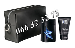Thierry Mugler A Men 50ml + 50ml SG + Torbica M 50 ml