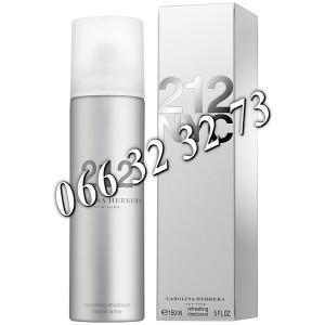 Carolina Herrera 212 150ml Deodorant ... Ž 150 ml