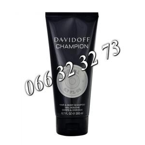 Davidoff Champion 200ml Shower Gel ... M 200 ml