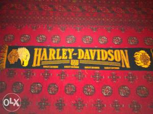 Harley Davidson šal