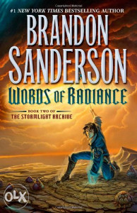 Brandon Sanderson - Words of Radinace