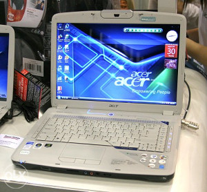 Laptop Acer Dual core, 3Gb Ram, 2Gb grafika