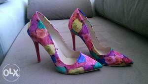 Zenske cipele 38 broj, nove