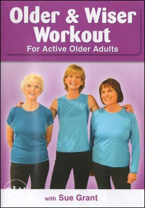 Older and Wiser Workout for Active Older Adults-DVD