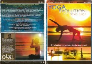 Yoga Evolution with Travis Eliot-DVD