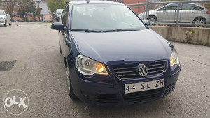 Vw polo 1.4 tdi model 2007