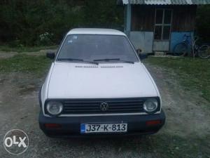 Golf 2 dizel Volkswagen Golf