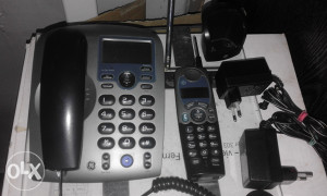 Telefon sa 2 slušalice Panasonic