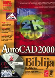 AutoCad biblija 1292 str.