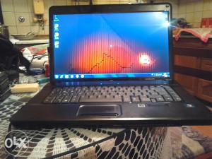"Laptop""HP COMPAQ-615"" 15.6""LED Dual-Core!!"