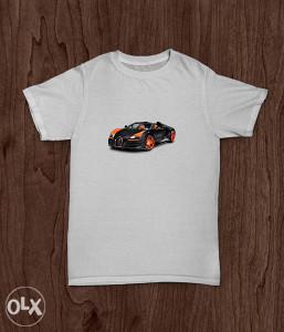 SuperMajice | AUTA | Bugatti Veyron majica