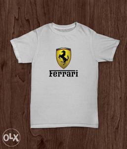SuperMajice | AUTA | Ferrari majica