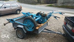Kosačica samohodna benzinka