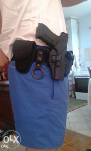 Futrola fotrola za pistolj GLOCK BLACKHAWK
