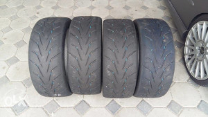 Gume TOYO TIRES R888 205 40 17 Slick