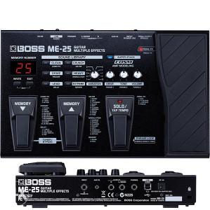 Boss ME-25 Guitar Multi FX Pedal
