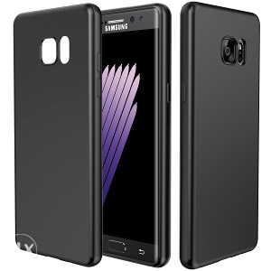 Samsung Galaxy Note 7 SoftBlack maska