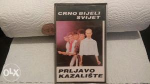 Orginal Kaseta PRLJAVO KAZALIŠTE originalna
