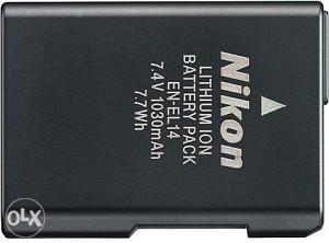 Nikon en el 14 baterija