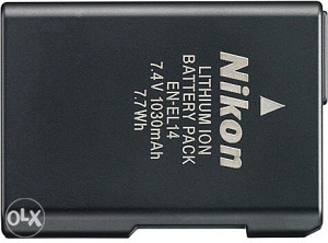 Originalna Nikon en el 14 baterija
