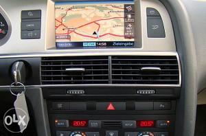 Navigacione mape (Audi i Opel)