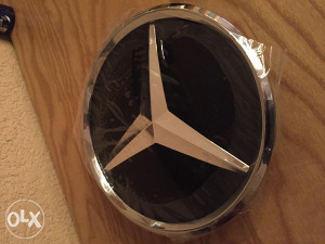 Mercedes Benz Distronic Znak Amblem Maska