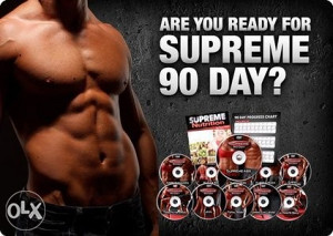 Are you ready for Supreme 90 Day - DVD