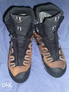 Cipele za Alpinizam-Mammut Goretex Prof