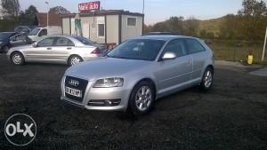 Audi a3 2,0tdi-s,tronic