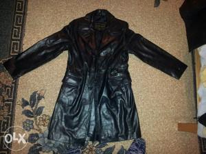Shic Skinn zenska kozna jakna, 100% koza