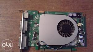 Graficka 256mb PCI-ex