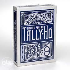 Tally Ho (bicycle) karte za poker i magiju
