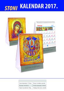Crkveni stoni kalendar
