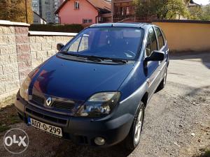 Renault Scenic 1.9 dci ,4x4,2001.godiste