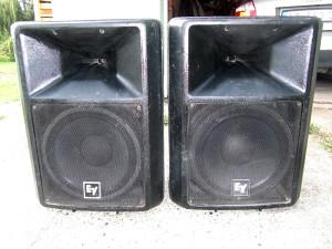 zvucne kutije EV SX 200