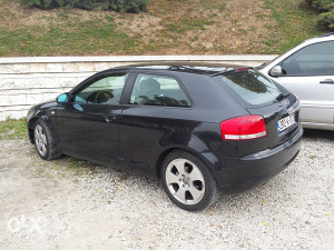 Audi A3  2.0 tdi - MOZE ZAMJENA